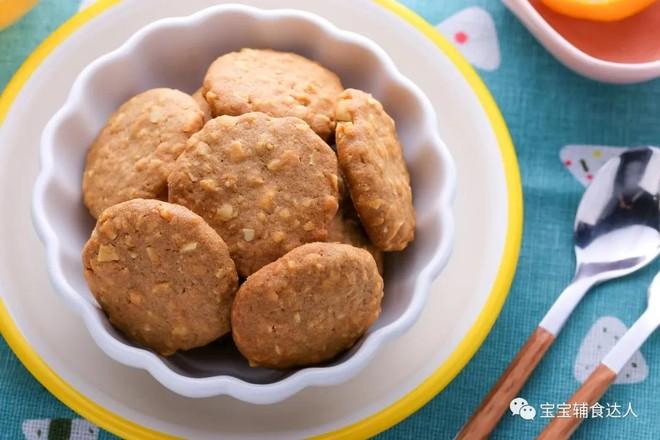 红糖花生饼干  宝宝辅食食谱怎样做