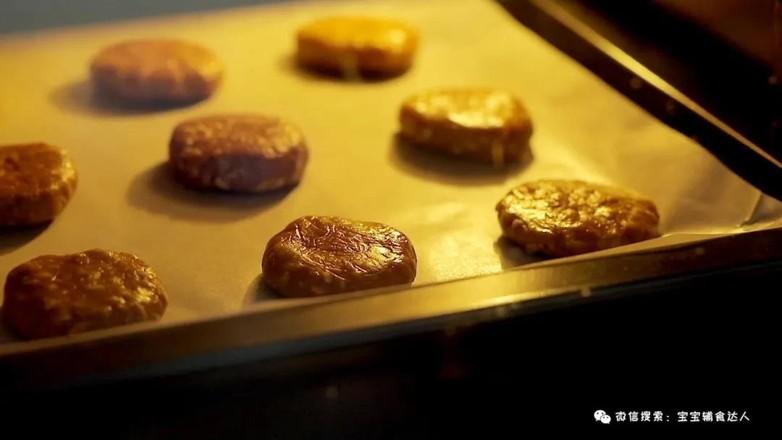 红糖花生饼干  宝宝辅食食谱怎样煸