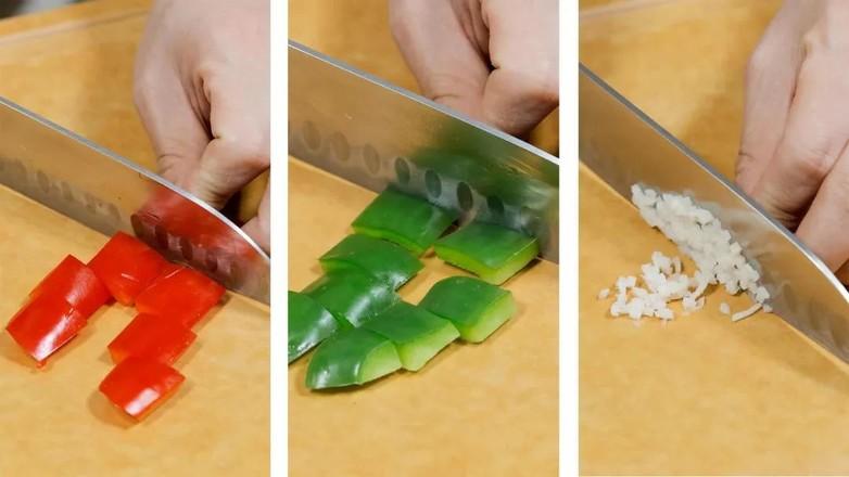 虎皮豆卷  宝宝辅食食谱的做法图解