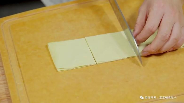 虎皮豆卷  宝宝辅食食谱怎么吃