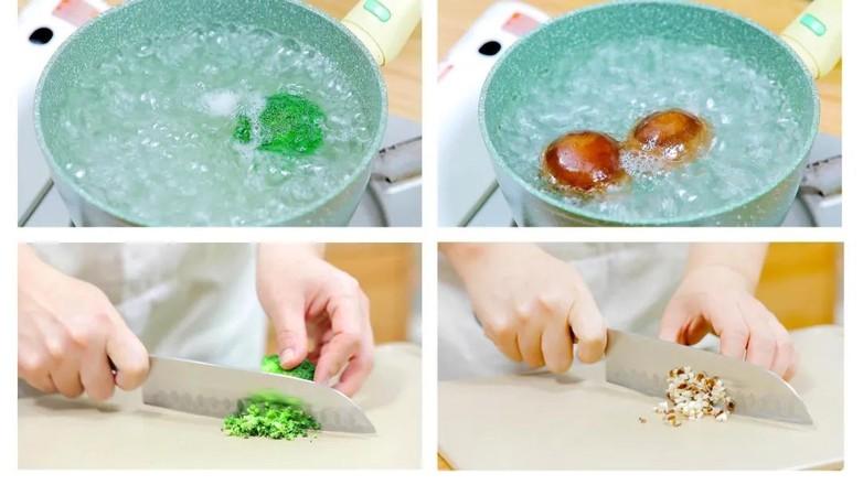 鸡肉QQ肠  宝宝辅食食谱的做法图解