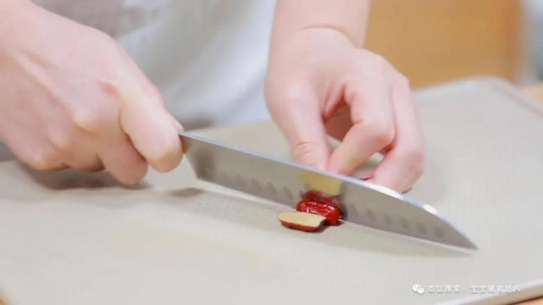 桔味碗蒸糕【宝宝辅食】怎么炒