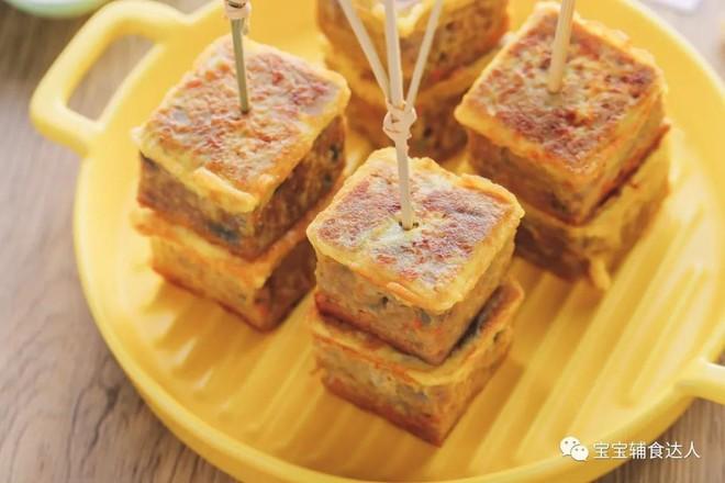 蛋香牛肉块【宝宝辅食食谱】怎样炒