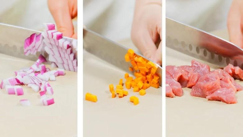 红烧牛肉饼【宝宝辅食】的做法图解