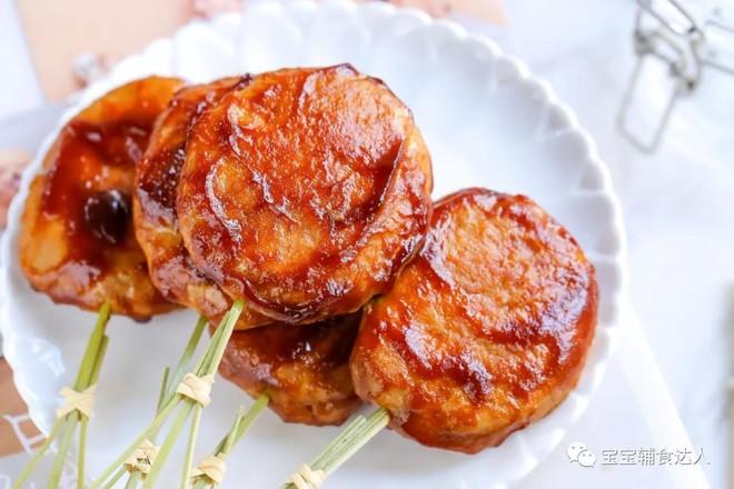 红烧牛肉饼【宝宝辅食】怎样煮