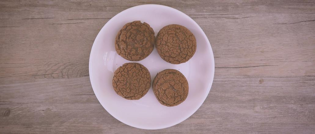 零失败的巧克力酥皮泡芙,好吃到炸!的制作方法