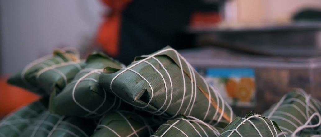 年味食足:裹粽子的家常做法