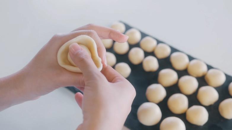 蛋黄酥【初味日记】的制作方法