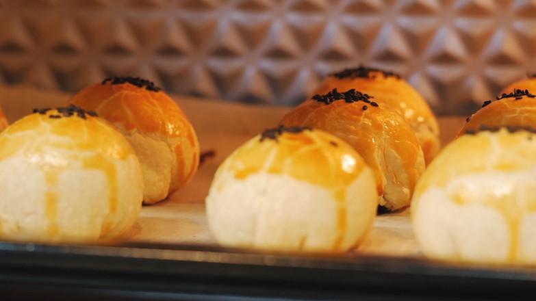 蛋黄酥【初味日记】的做法大全