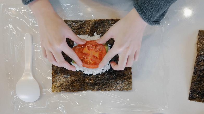 饭团三明治【初味日记】的步骤