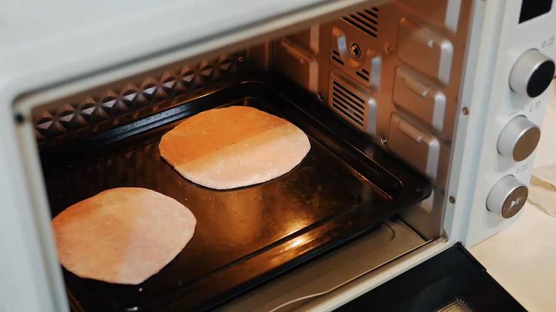 口袋饼(皮塔饼)【初味日记】的步骤