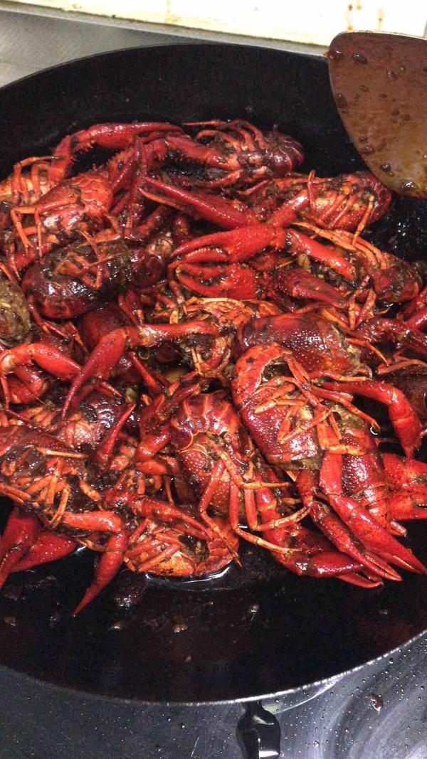 油焖小龙虾的家常做法