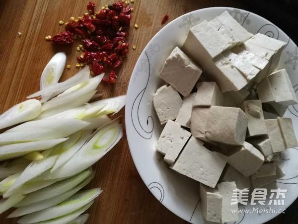大葱烧豆腐的做法大全
