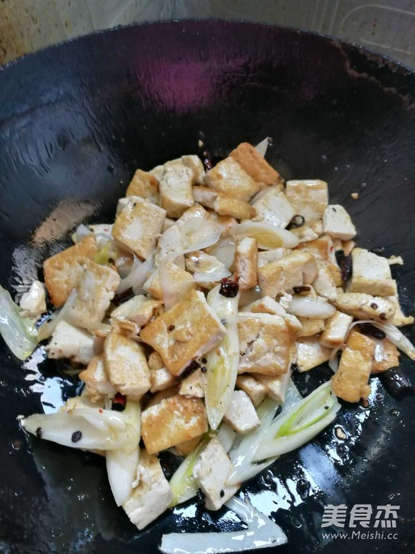 大葱烧豆腐怎么吃
