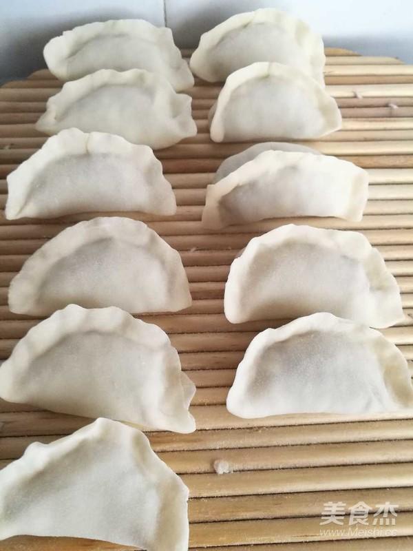 韭黄猪肉馅饺子怎么炒
