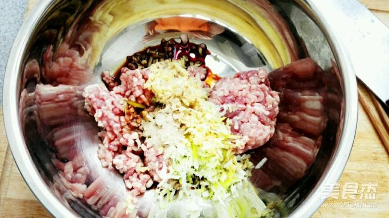 香喷喷的茴香猪肉包-详细版的简单做法
