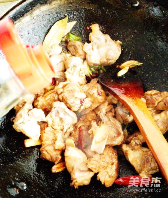 香辣炖羊肉怎么炒