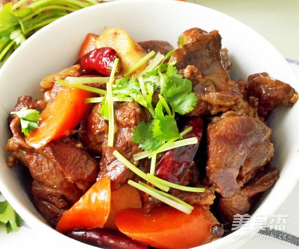 香辣炖羊肉怎样煮