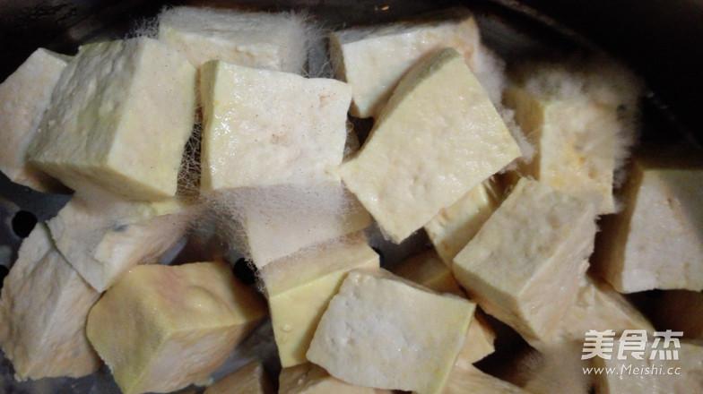 自制美味红油腐乳怎么煮