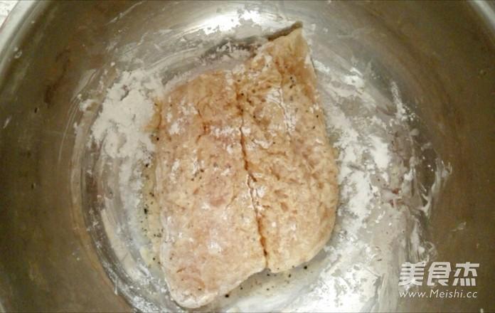法式香煎龙利鱼的家常做法