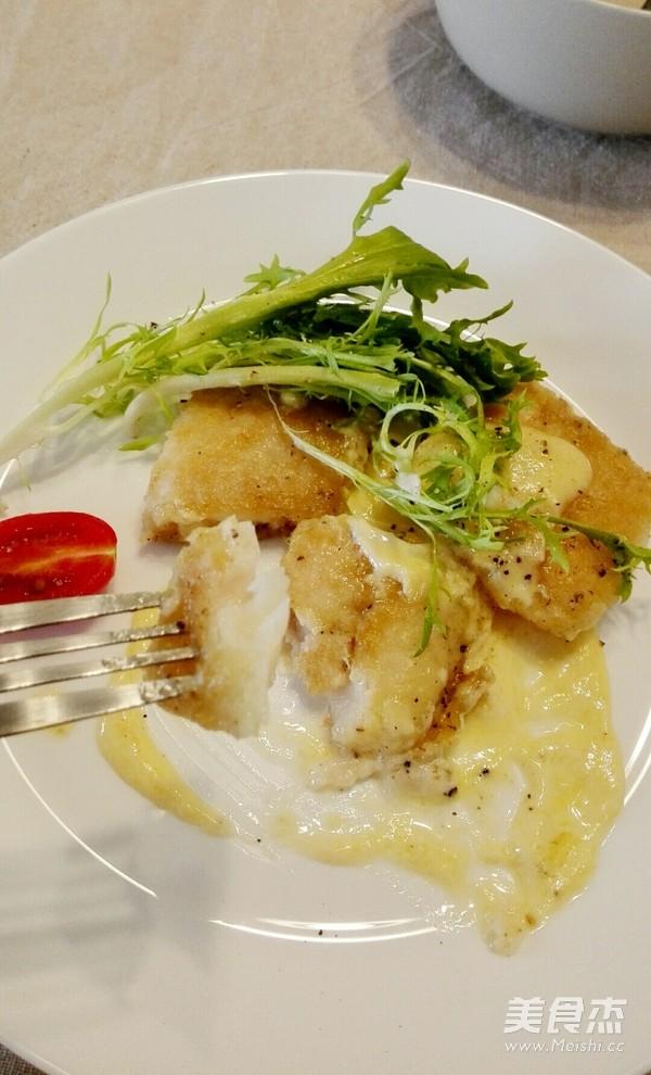 法式香煎龙利鱼怎么煮