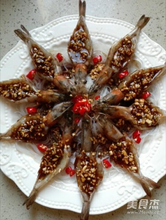 花开富贵虾怎么煮