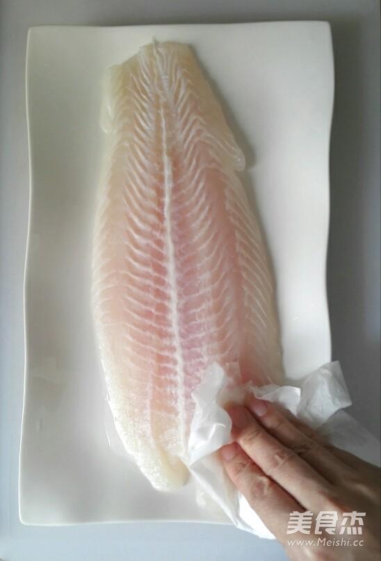 清蒸龙利鱼的做法大全