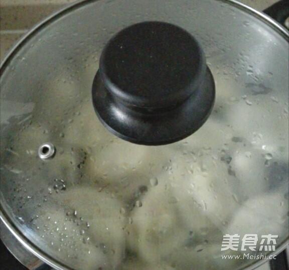 韭菜饺子怎么煸