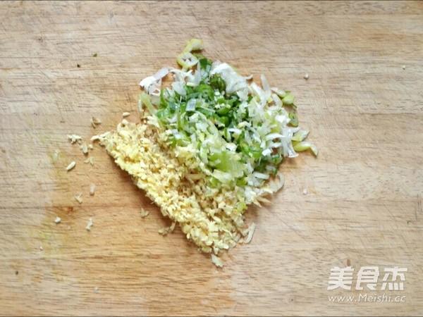 素韭菜饺子的简单做法