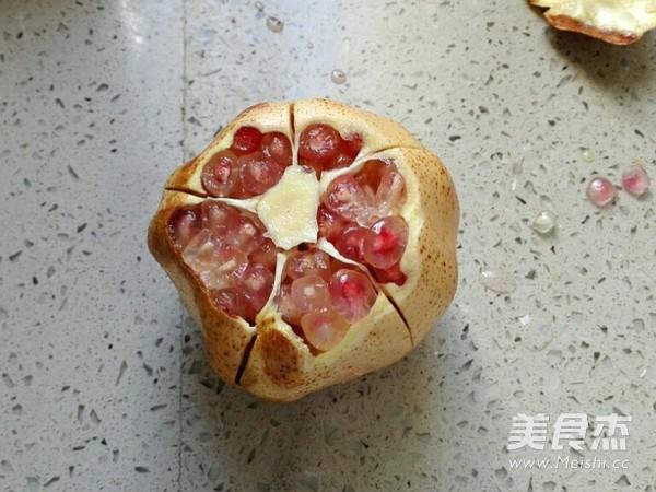 石榴汁的做法图解