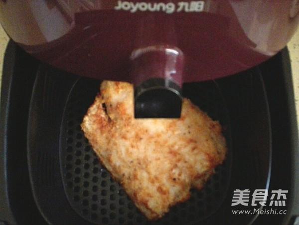 酥炸龙利鱼(空气炸锅版)怎么做