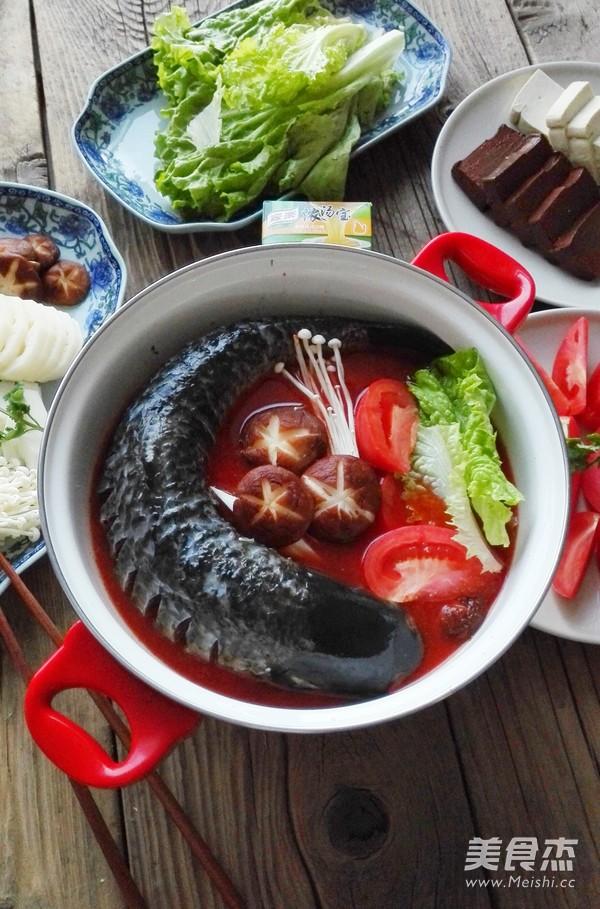 凯里红酸汤鱼火锅怎么煮