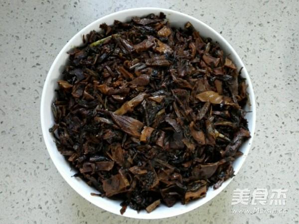 梅菜扣肉-春节家宴必备硬菜怎么煮