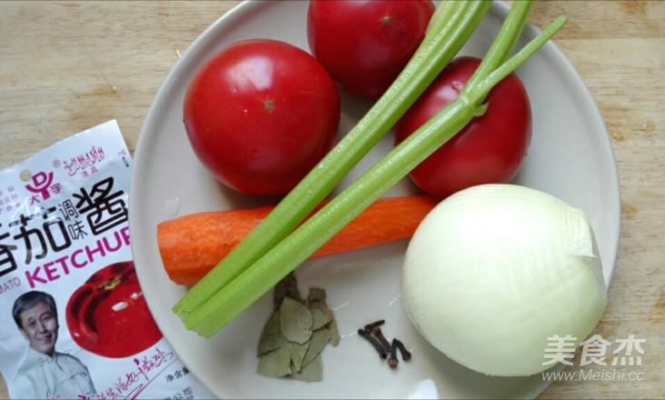 西红柿炖牛腩的做法图解