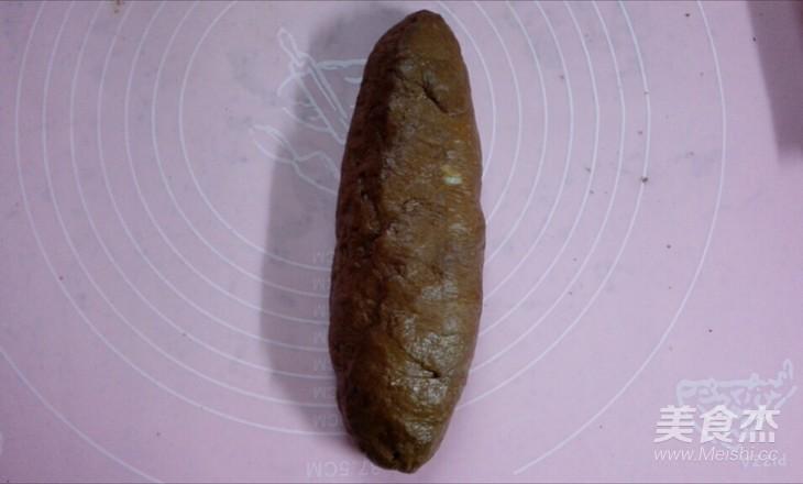 可可麻糬核仁蜜豆软欧怎么煮