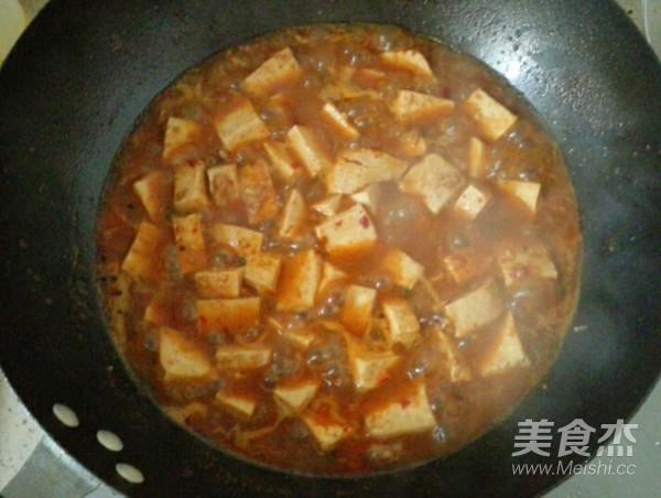 麻婆豆腐怎么做