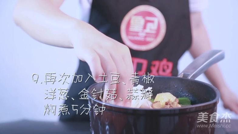 黄焖鸡米饭怎么炖