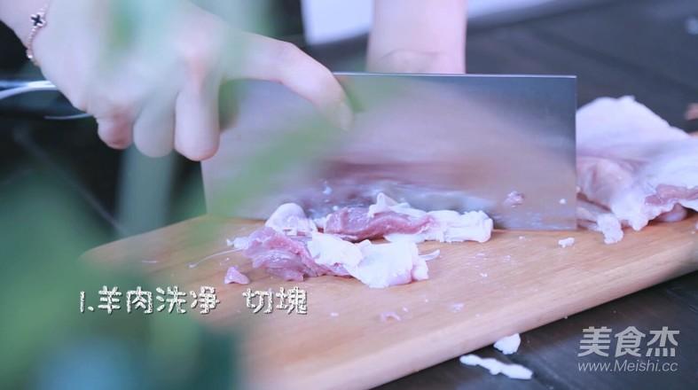 葱爆羊肉的做法大全