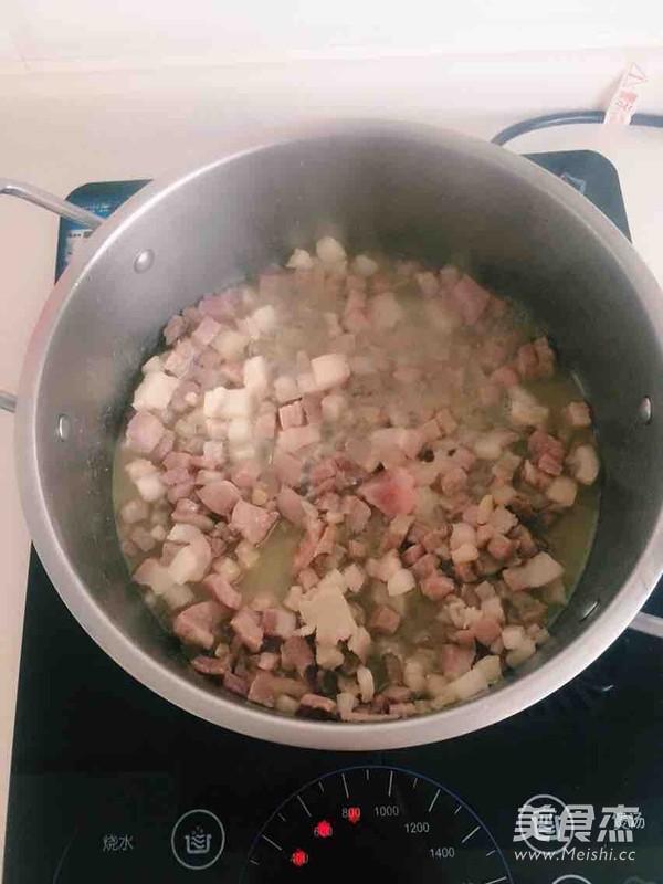 猪肉豆瓣酱怎么炒