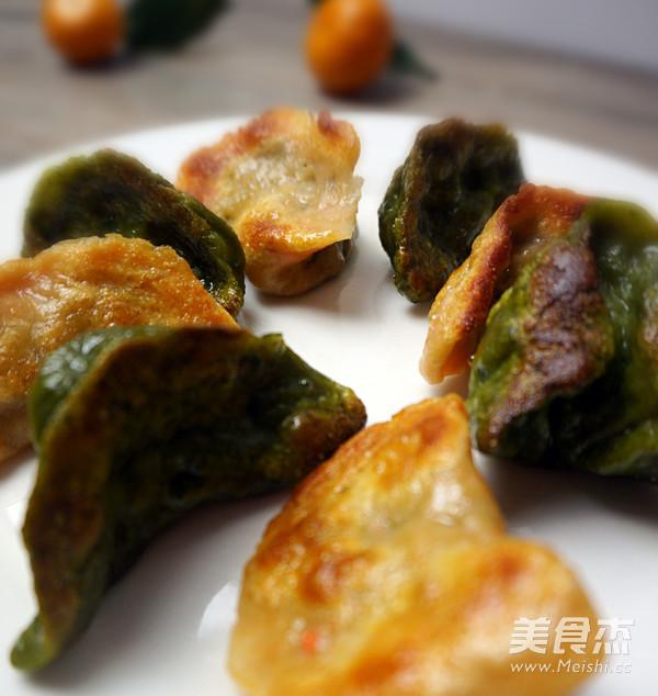 双色茴香猪肉饺怎么做