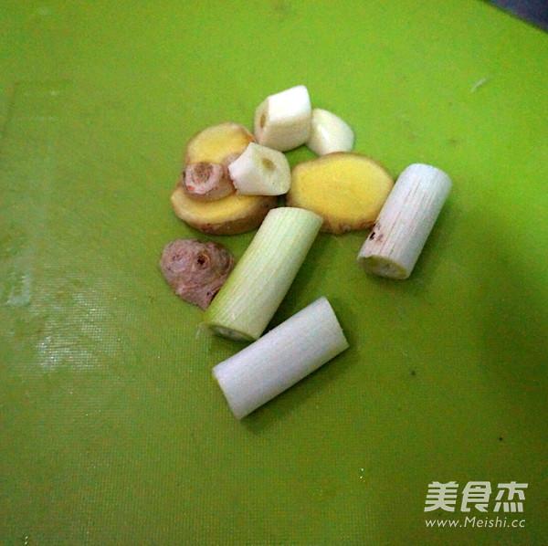 萝卜牛腩的简单做法