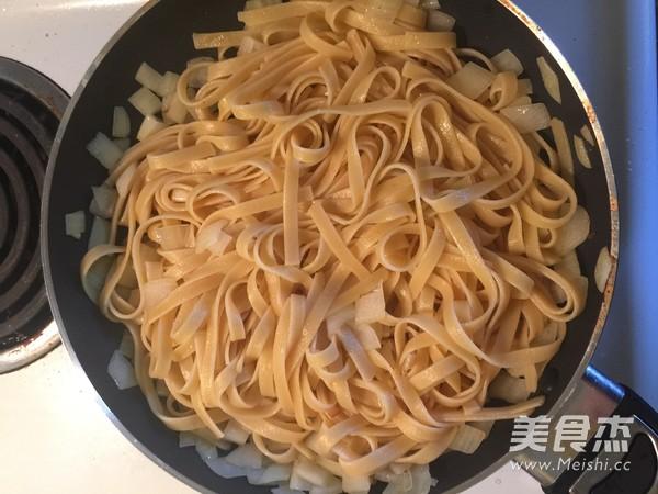 海鲜意面Seafood Pasta怎么炒