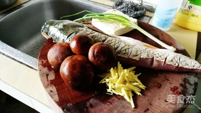 香菇豆腐闷草鱼的做法大全