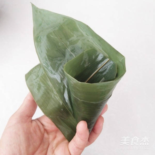 鲜肉糯米粽子怎么做