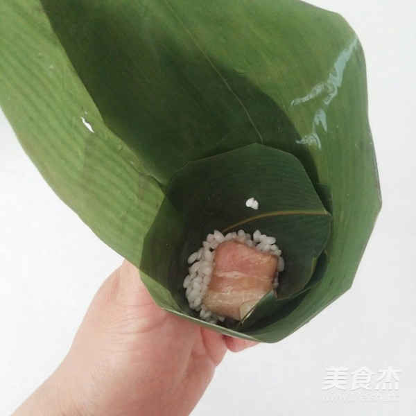 鲜肉糯米粽子怎么炒