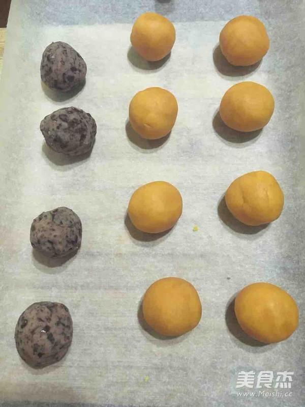 抹茶、巧克力冰皮月饼的简单做法