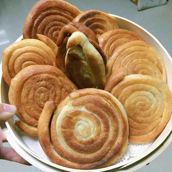 奶香螺丝煎饼怎样做