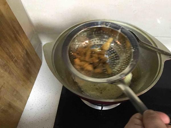 干炸蘑菇怎么煮