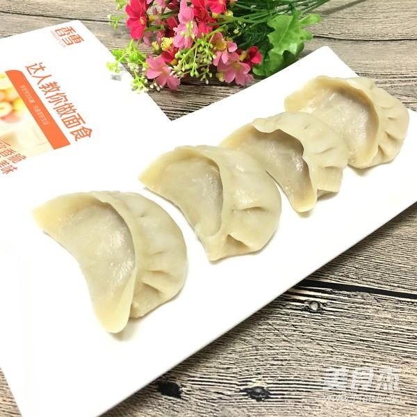 香雪面粉蒸烫面猪肉白菜大饺子怎样炒