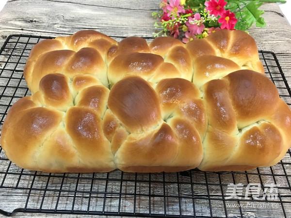 老面包的制作